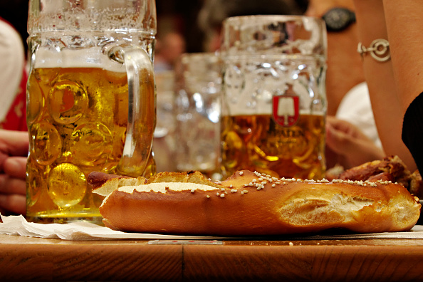 To Do This Week: Oktoberfest and a Six-Course Vegetarian Feast