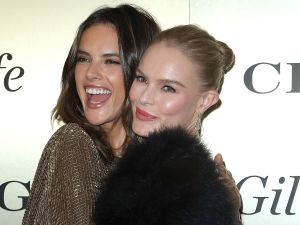 Alessandra Ambrosio, Kate Bosworth.