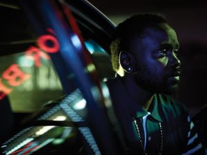 Brian Tyree Henry as Alfred Miles in Atlanta.