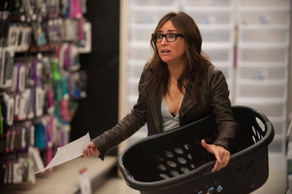 'Better Things' Star Pamela Adlon on Discovering Wooden Dildos With David Duchovny