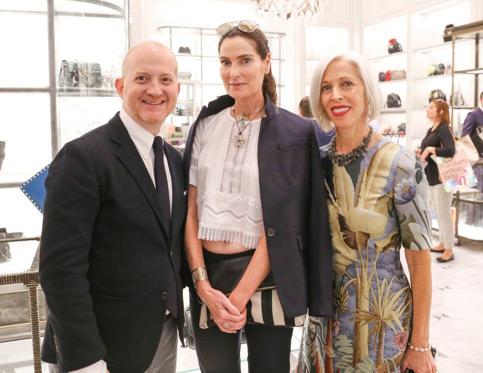 Bergdorf Goodman Debuts a New Main Floor With Exclusive Handbags