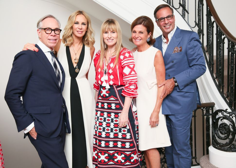 A Powerful Crowd Celebrates Amy Astley's New Architectural Digest Role