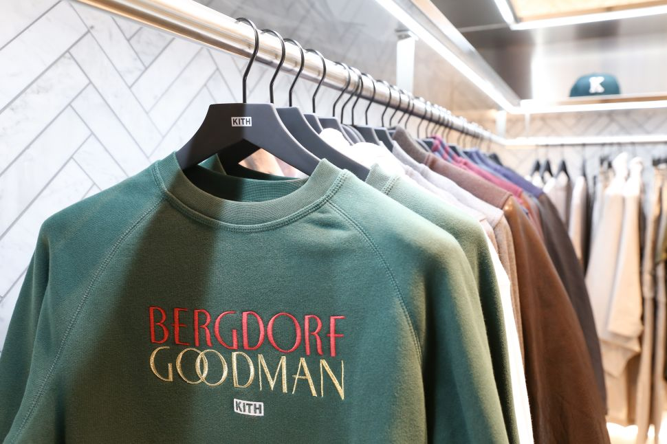 Meet Bergdorf Goodman's Unexpected New Collaborator