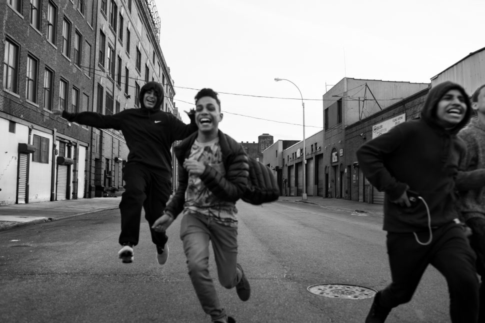 Photo Essay: The Secret Lives of South Bronx Teenagers