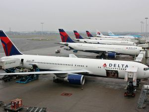 Did hackers strike Delta?