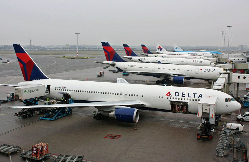 Did a Cyber Attack Ground Delta Airlines?