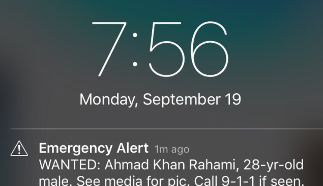 Was this an effective alert?