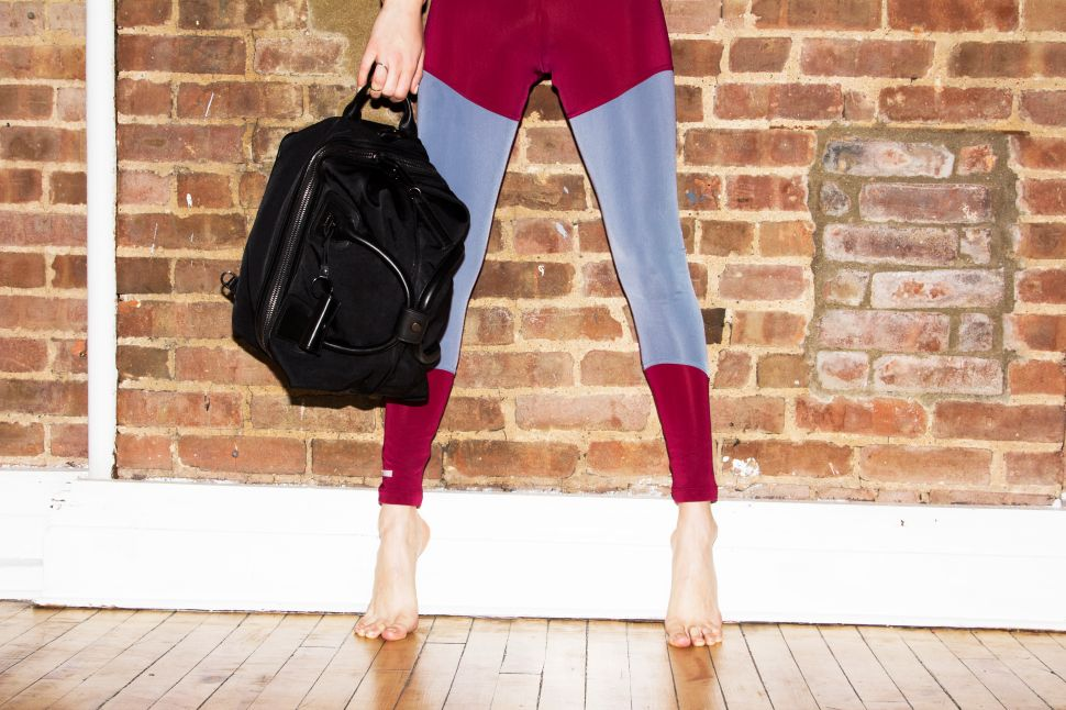 This Luxe Athletic Bag Will Improve Your Gym-to-Work Experience