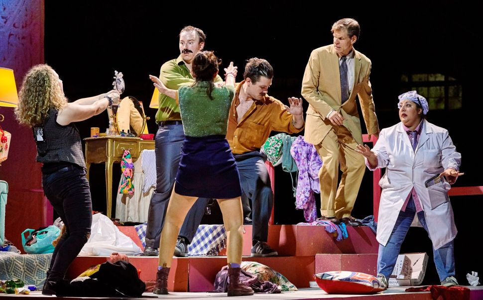 LoftOpera Makes a High School Musical Out of Mozart