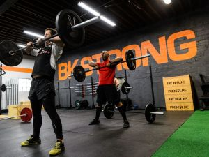 Crossfit Outbreak in Brooklyn.
