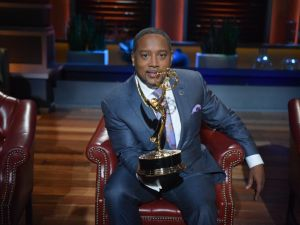 Daymond John has won several Emmys for Shark Tank.