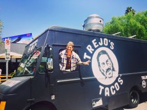 Danny Trejo is ready to prove that food from a truck can be healthy.