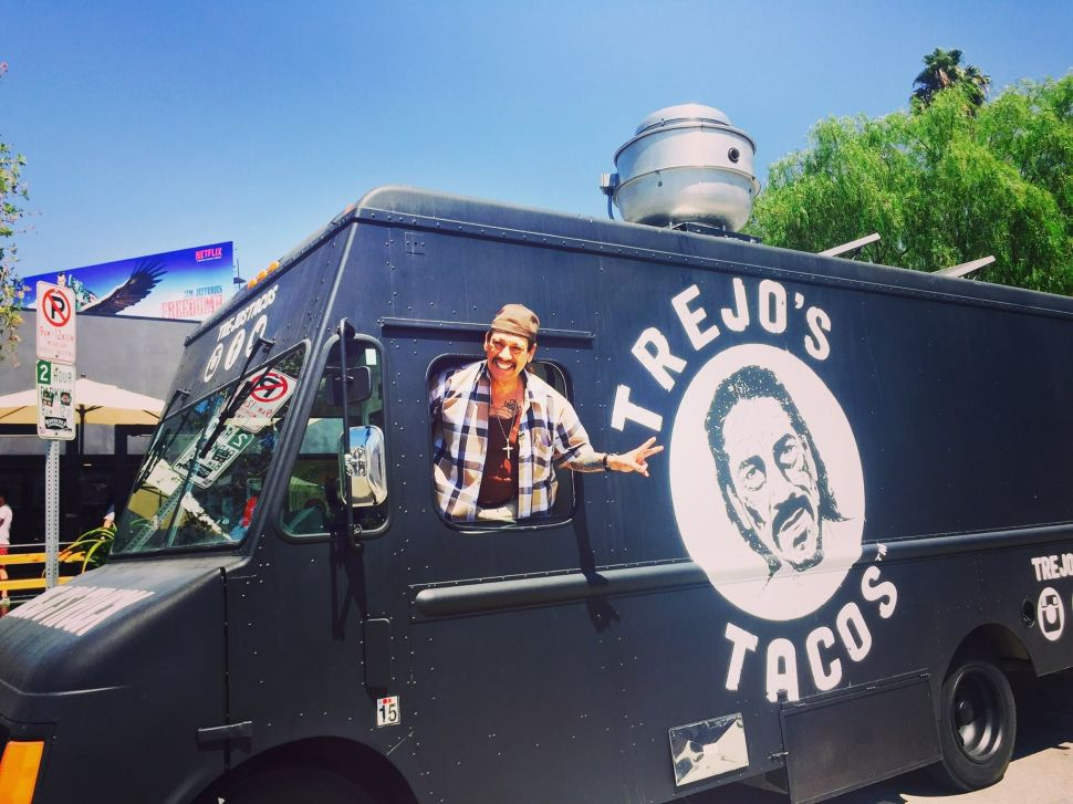 Danny Trejo's Taco Truck Is on the Move in LA