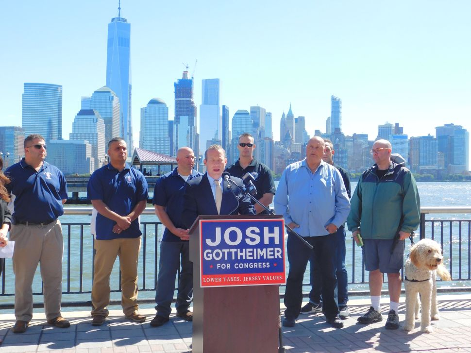 Days After 9/11 Anniversary, Gottheimer Pledges to Fight for Anti-Terror Initatives