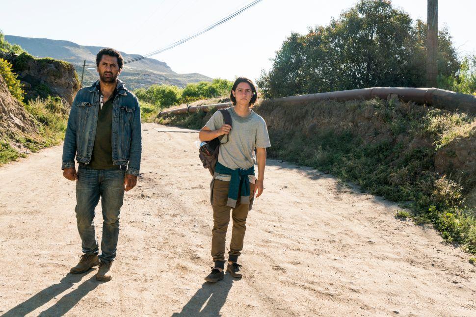 'Fear the Walking Dead' Recap 2×10: God Among Hens