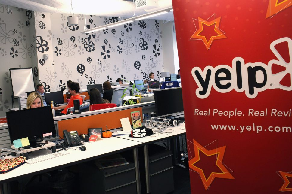 Is Yelp's Cry for Help Worth the Hassle?