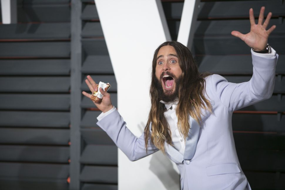 Jared Leto Will Play Andy Warhol, Broad Museum's Blockbuster Attendance