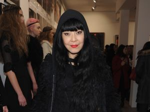 Fashion designer Gemma Kahng has bid adieu to the Police Building.