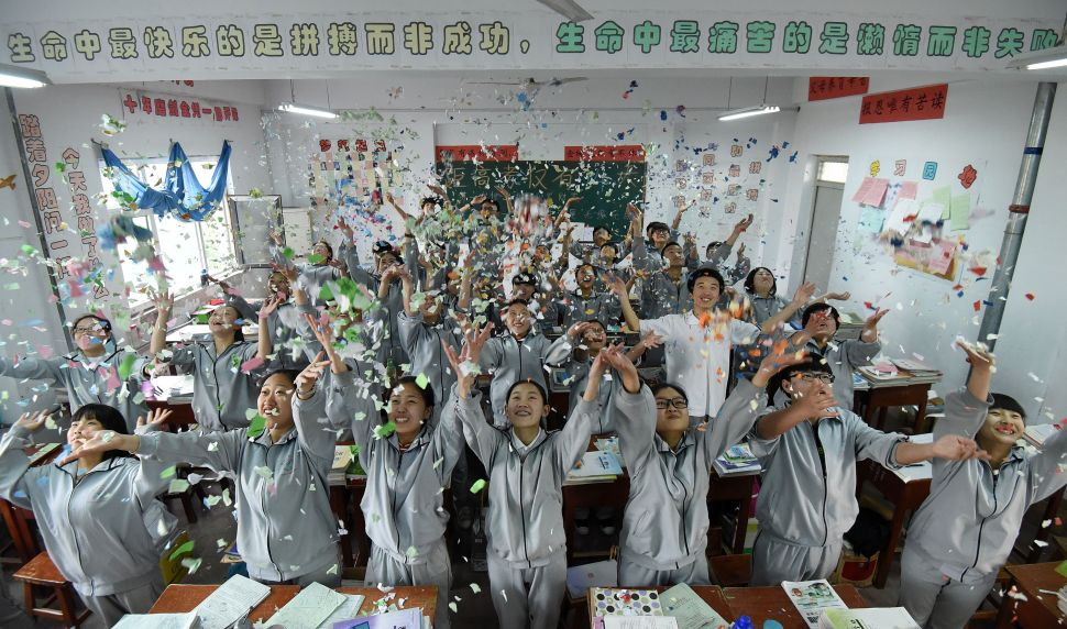 Why Chinese Education Fails the Doers and the Dreamers
