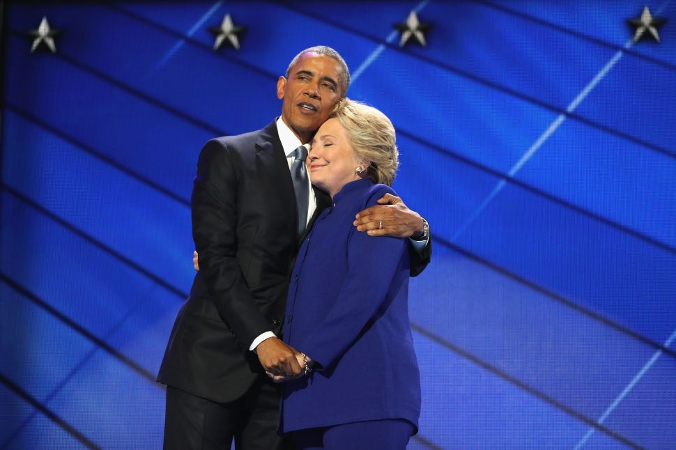 Obama Is Wrong to Claim Clinton Could Lose Because She's a 'Powerful Woman'