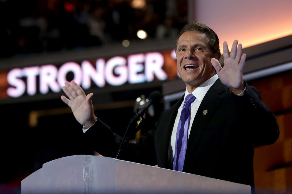 Cuomo Sets Special Election Date for Vacant New York Legislature Seats
