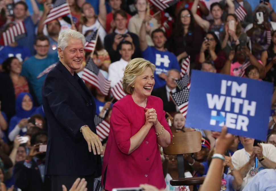 Bill and Hillary Clinton Shamelessly Mock the Working Class