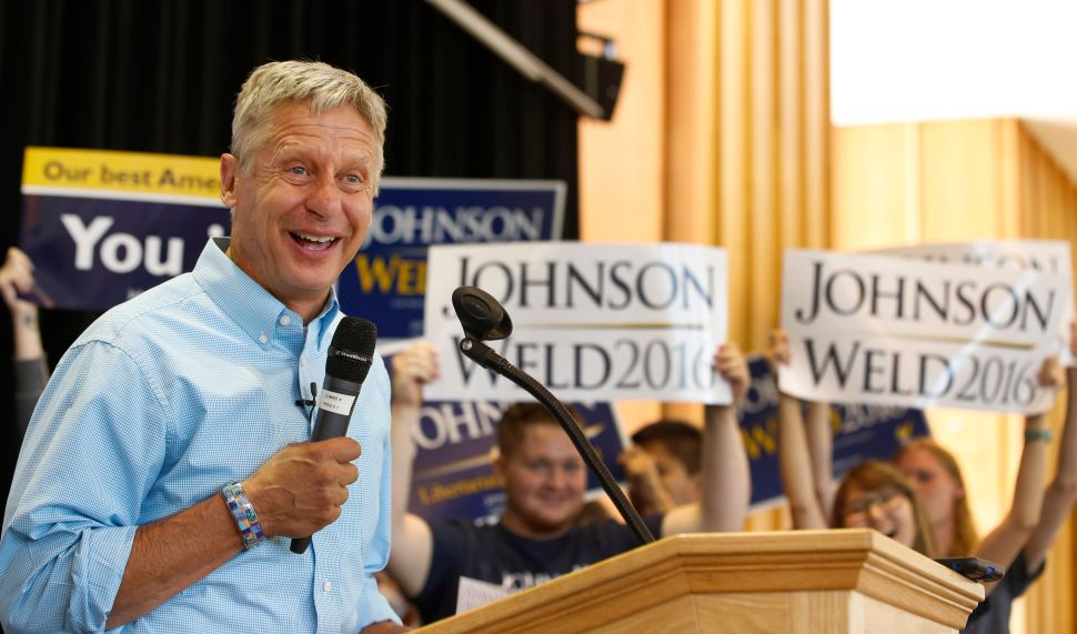 Far-fetched Scenario: How Johnson Could Win the Presidency