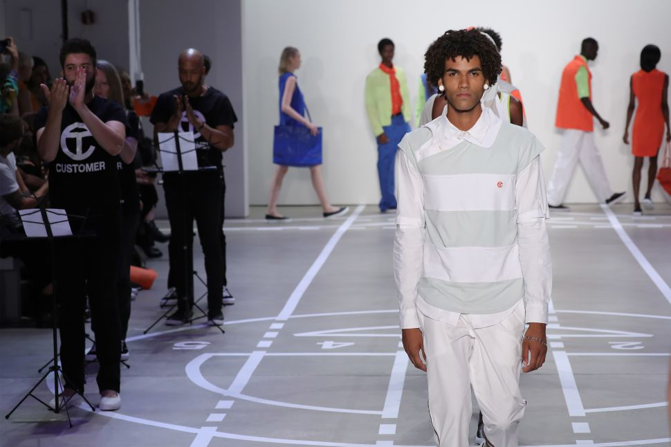 From Stefano Pilati to White Castle, Telfar Really Had It All