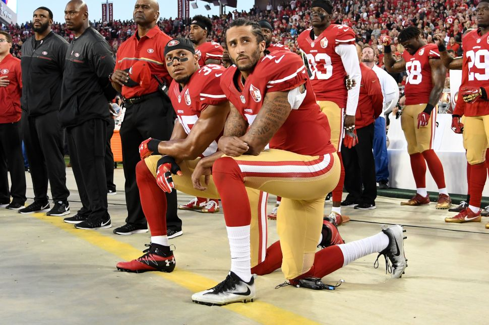 Colin Kaepernick and the Hypocrisy of the Average American