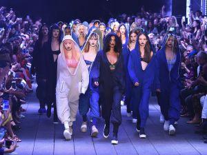 DKNY's girl gang