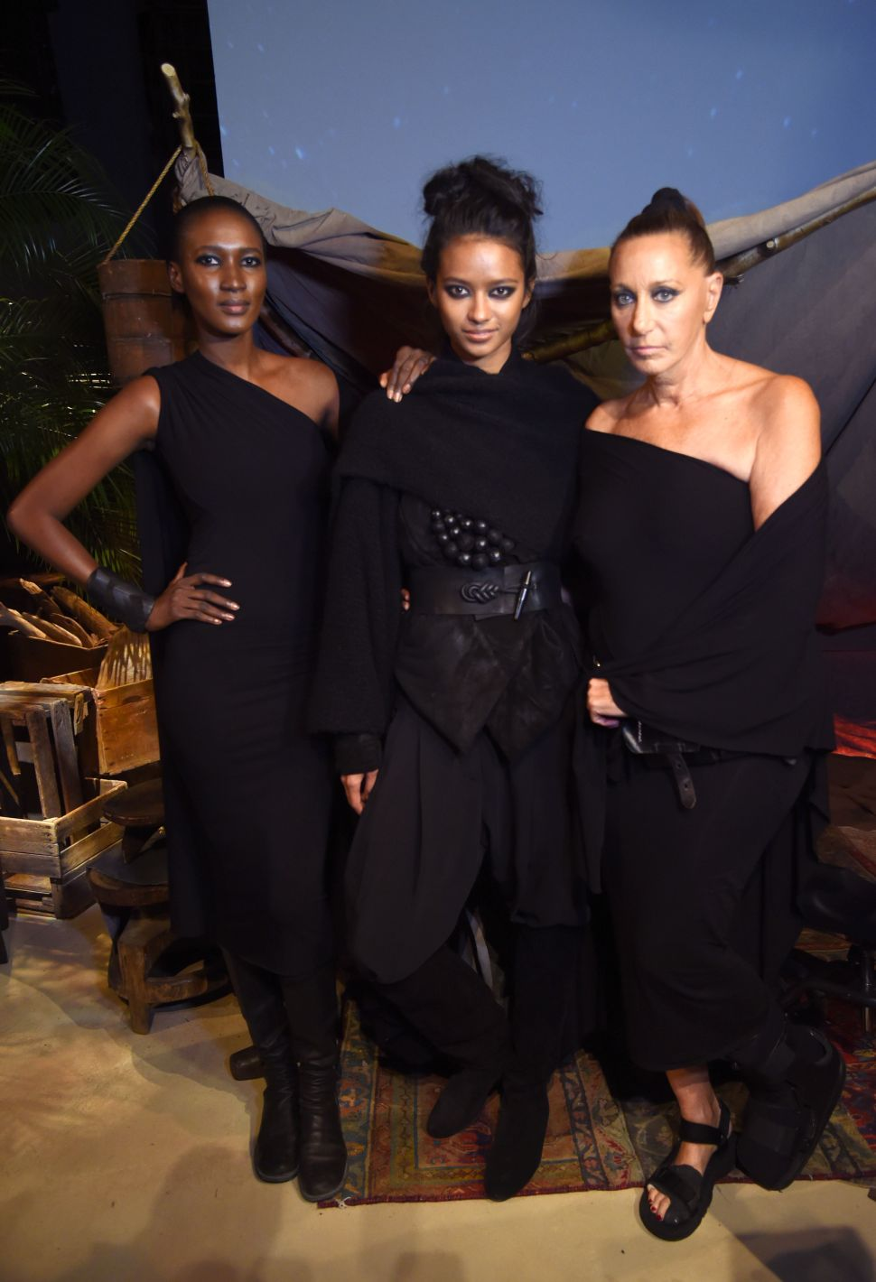 Donna Karan Is Relieved That Fellow Designers Are Doing See-Now-Buy-Now