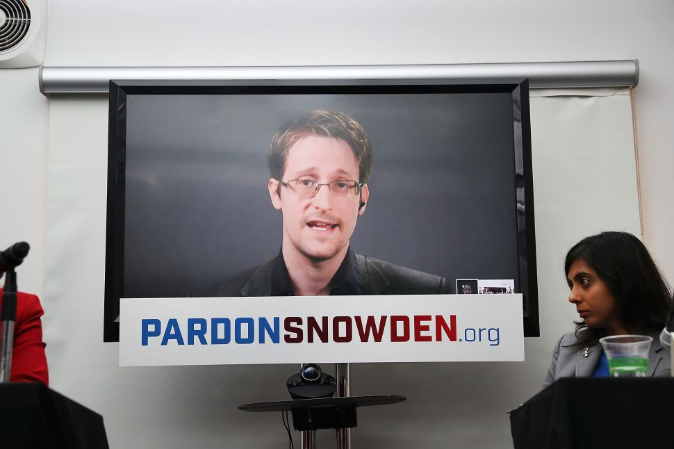 The Real Ed Snowden Is a Patsy, a Fraud and a Kremlin-Controlled Pawn