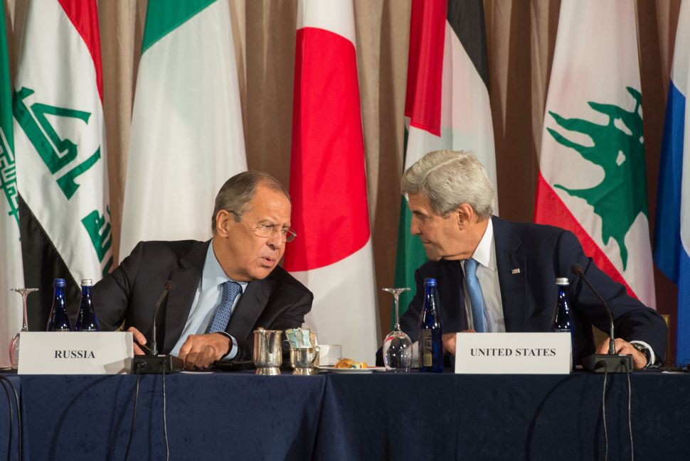John Kerry Gets Okey-Doked on Syria (Again)