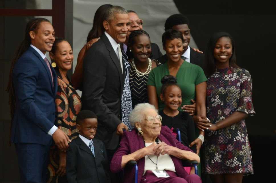 Visiting the Nearly Perfect African-American History Museum on Its First Day