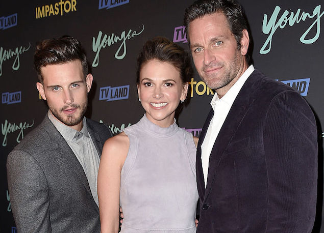 Talking With 'Younger' Stars Nico Tortorella and Peter Hermann
