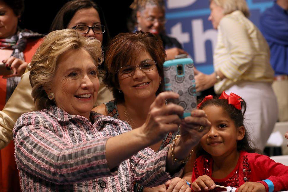 Hillary Clinton's Millennial Problem