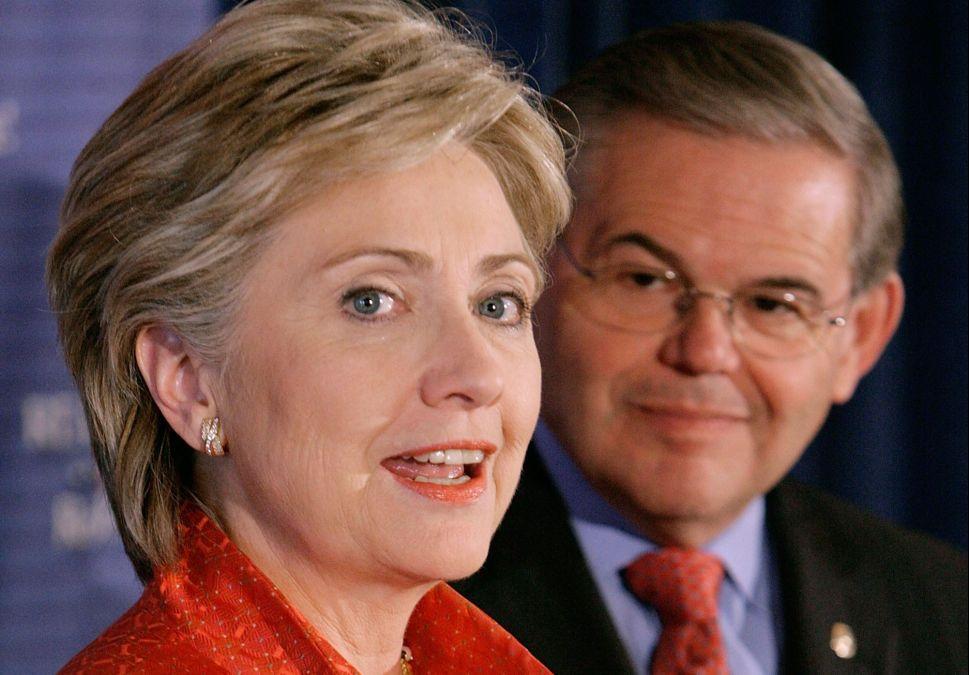 Pardon Clinton & Menendez