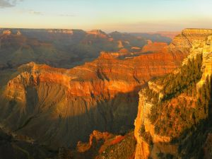 Developers want to build a tourist mecca on Grand Canyon and Navajo Indian land.