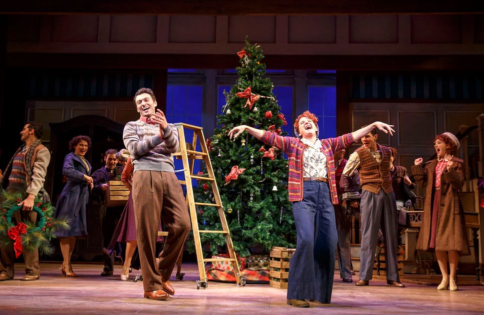 Christmas Cheer Comes Early With 'Holiday Inn'
