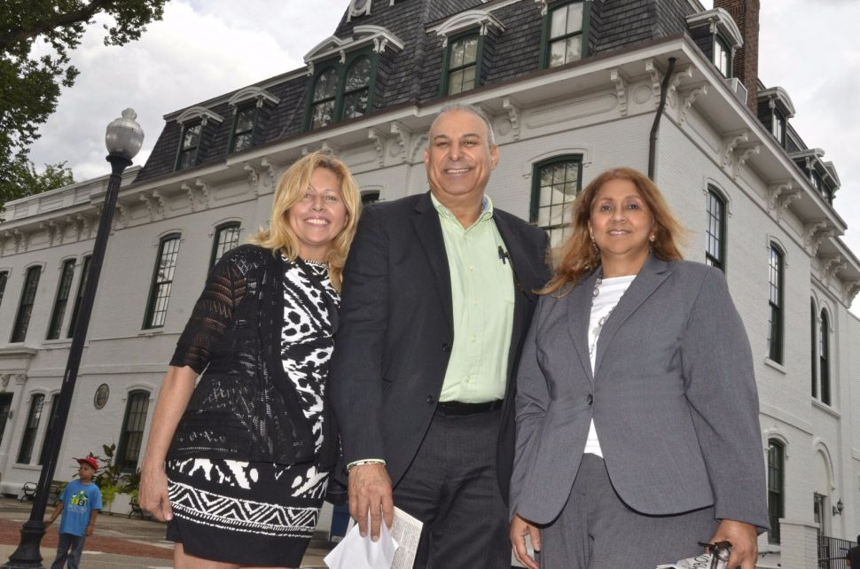 Perth Amboy Mayoral Challenger Claims Harassment by Diaz Campaign and Police
