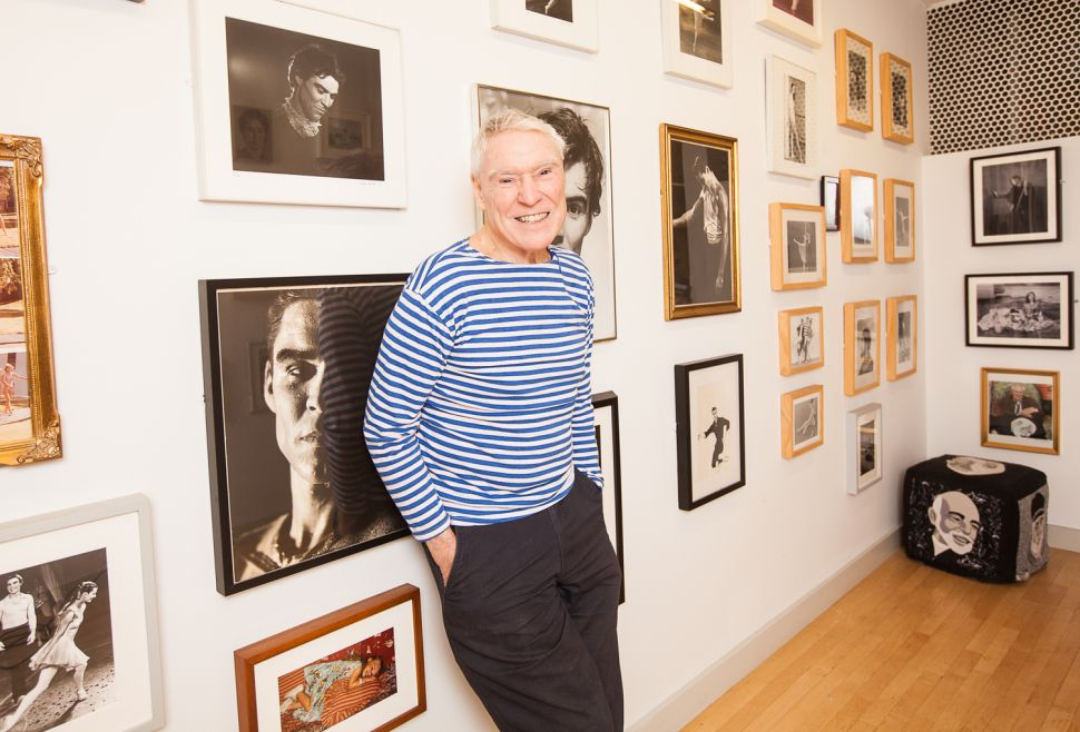 Second Act: Dance Legend Jacques D'Amboise Still Going Strong at 82