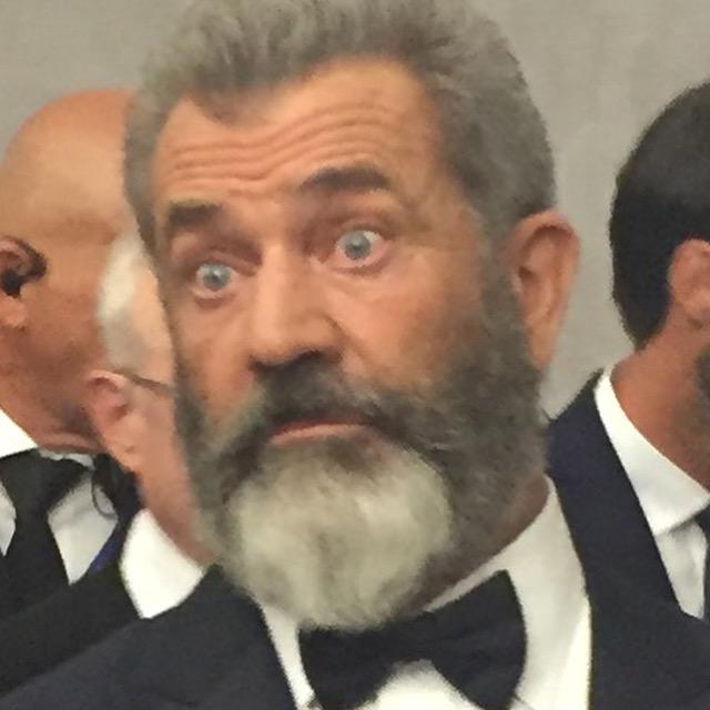 Mel Gibson at Venice Film Festival's 'Hacksaw Ridge': 'Maybe I'm a Megalomanic'