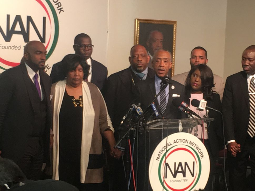 Al Sharpton Demands 'Immediate Justice' For Terence Crutcher, Man Killed by Tulsa Cop