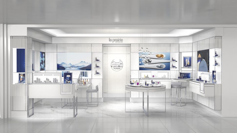 Pamper Your Skin at La Prairie's Revamped Bergdorf Goodman Counter
