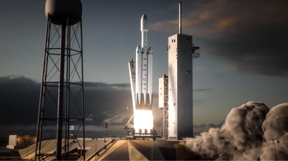 SpaceX Conducts Final Falcon Heavy Rocket Tests; Launch Date to Follow