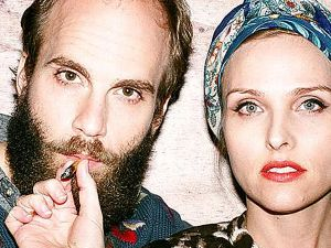 Ben Sinclair and Katja Blichfeld, creators of High Maintenance.