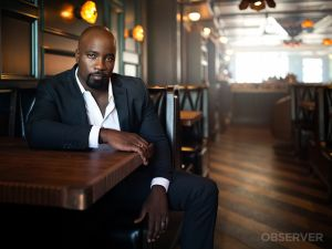 Mike Colter.