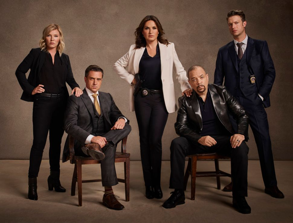 'Law & Order: SVU' Star Mariska Hargitay: 'We Haven't Done Anything Like This'