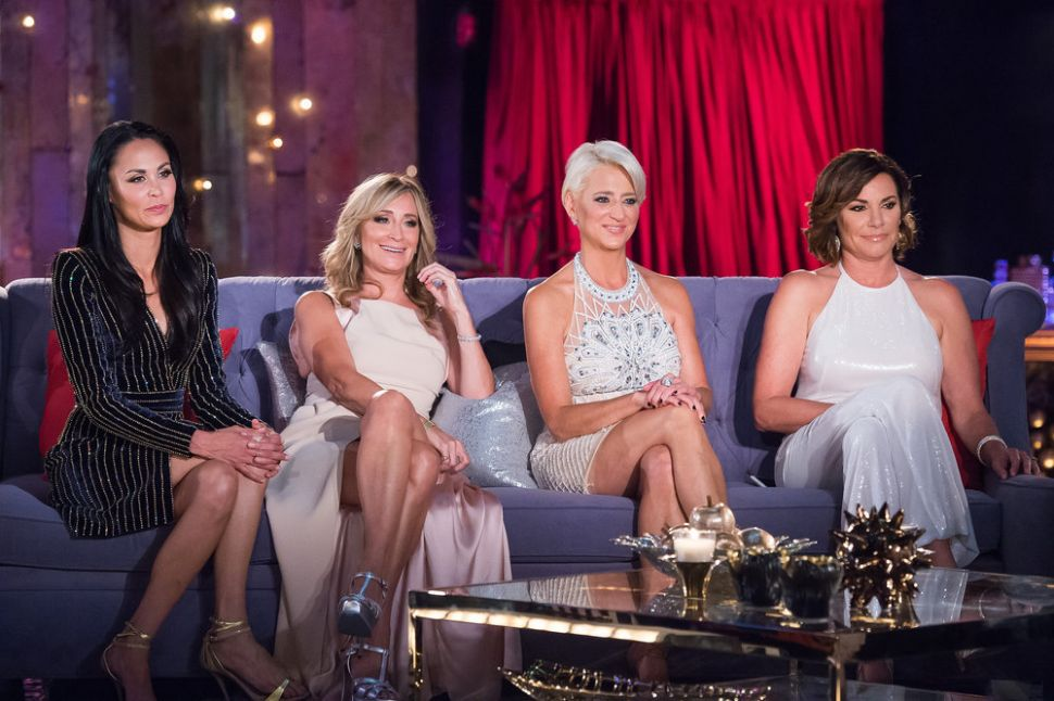 'Real Housewives of NYC' Recap 8×21: Reunion Part 1