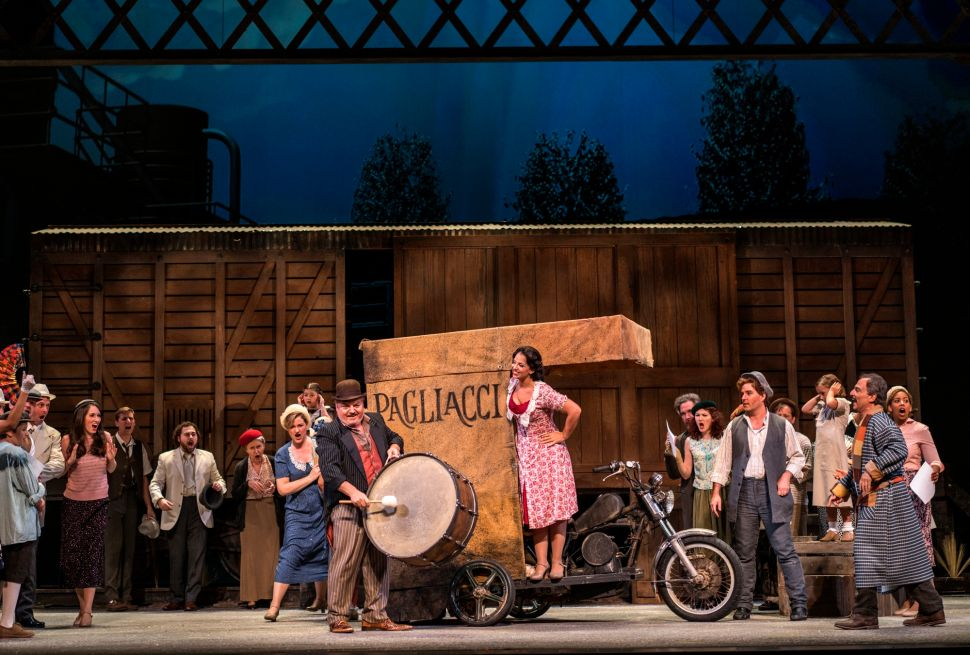 NYCO Takes a Stab at Some Violent Operas … And Misses